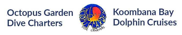 Octopus Garden Dive Charters logo